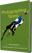 Photographing Tennis book